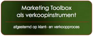 marketing toolbox als verkoopinstrument