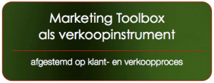 marketing toolbox als verkoopinstrument