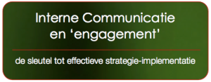 interne communicatie en engagement